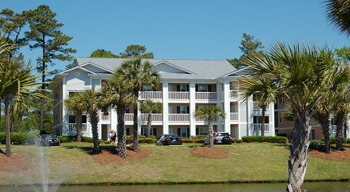 River Oaks golf villas Myrtle Beach