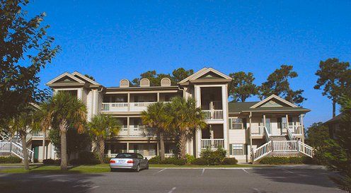 True Blue golf villas Myrtle Beach