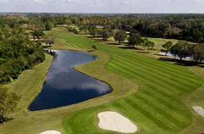 Golf course: River Hills, Little River