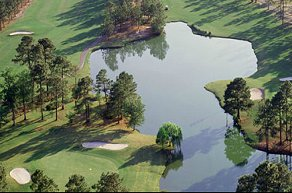 Golf course: Hackler Course, Conway
