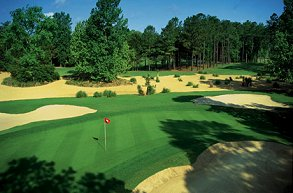 Golf course: River Oaks, Myrtle Beach