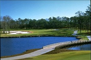 Golf course: Tiger's Eye, Ocean Isle Beach