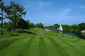 Golf course: Waterway Hills, Myrtle Beach