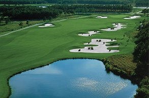 Golf course: Crow Creek, Calabash