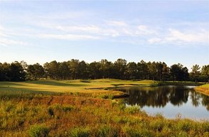 Golf course: Farmstead Golf Club, Calabash