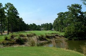 Golf course: Indigo Creek, Murrells Inlet