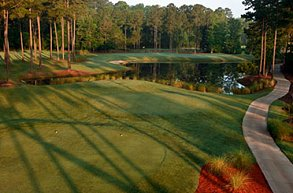 Golf course: International Golf Club, Murrells Inlet