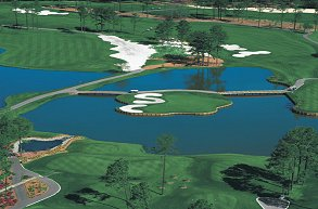 Golf course: King's North, Myrtle Beach