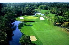 Golf course: Litchfield Country Club, Pawleys Island