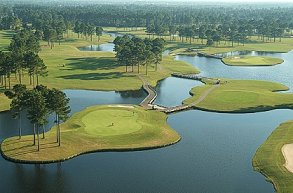 Golf course: Man O' War, Myrtle Beach
