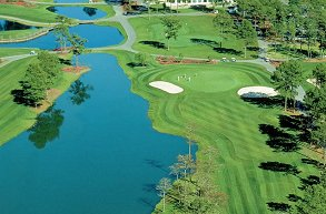 Golf course: MBN West Course, Myrtle Beach