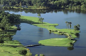 Golf course: Oyster Bay, Sunset Beach