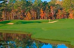 Golf course: Parkland, Myrtle Beach