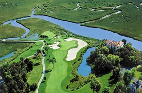 Golf course: Pawleys Plantation, Pawleys Island