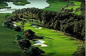 Golf course: The Pearl Golf Links, Sunset Beach