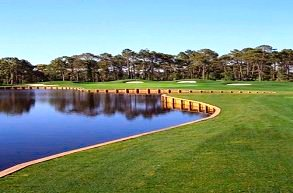 Golf course: Possum Trot, North Myrtle Beach