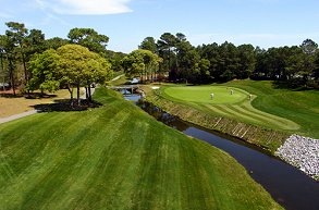 Golf course: Prestwick Country Club, Myrtle Beach