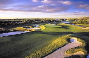 Golf course: Rivers Edge, Shallotte