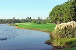 Golf course: Sandpiper Bay, Sunset Beach