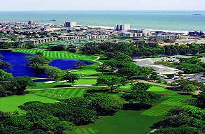 Golf course: The Surf Golf & Beach Club, North Myrtle Beach