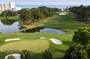 Golf course: The Dunes Golf & Beach Club, Myrtle Beach