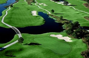 Golf course: The Thistle Golf Course, Calabash
