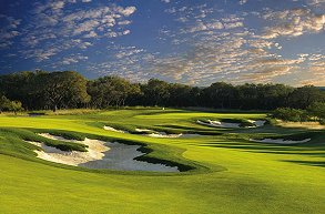 Golf course: TPC of Myrtle Beach, Murrells Inlet