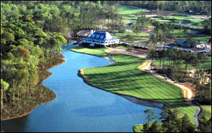 Golf course: True Blue, Pawleys Island