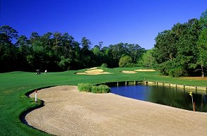 Golf course: Willbrook Plantation, Pawleys Island