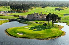 Golf course: Wizard Golf Links, Myrtle Beach