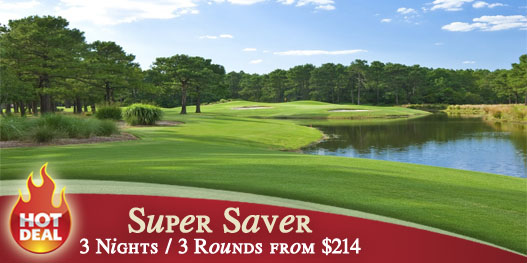 Golf Package: Time to Save BIG!