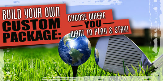 Golf Package: Build Your Own Package!