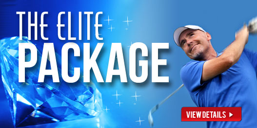Golf Package: The Elite Package