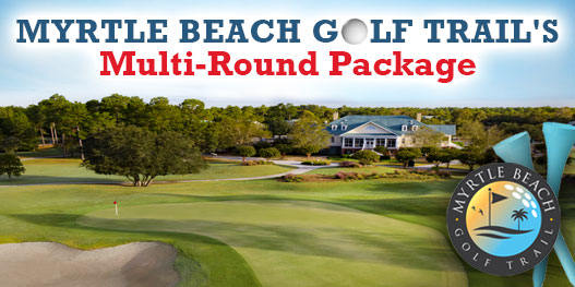 Golf Package: Myrtle Beach Golf Trail | Multi-Round Package