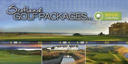 Golf Package: Scotland Golf Packages