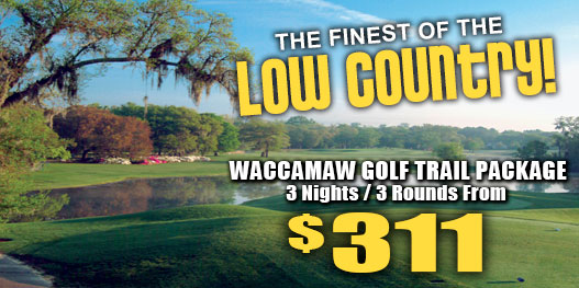 Golf Package: True Southern Hospitality!