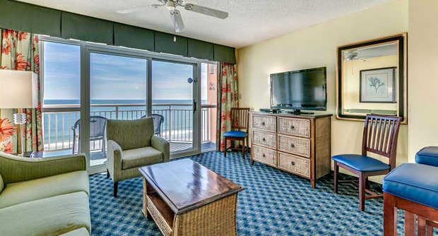 Myrtle Beach golf accommodations