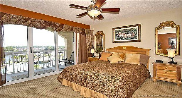 Myrtle Beach golf lodging