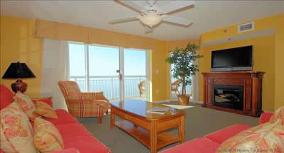 Myrtle Beach golf accommodations