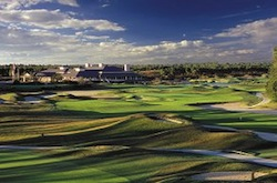 Barefoot Resort Dye golf courses in NMB