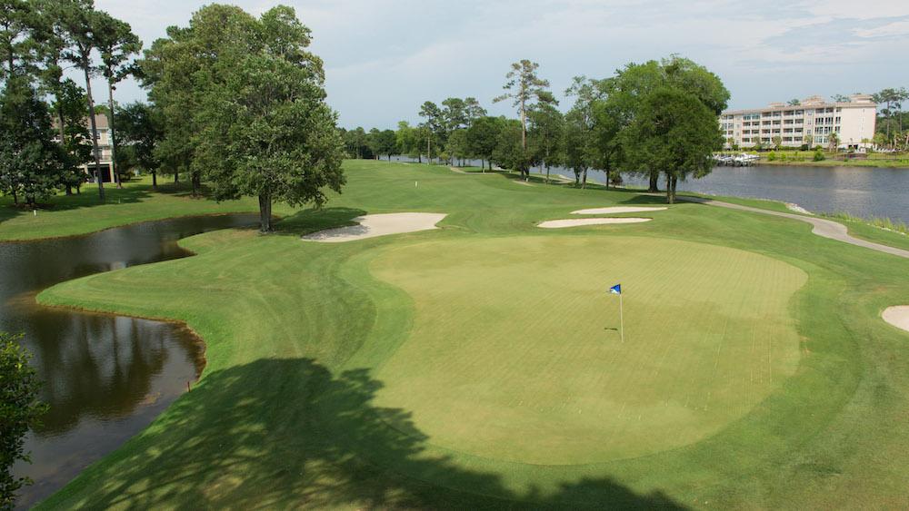 Arrowhead Country Club 5 Things Myrtle Beach Golf Blog